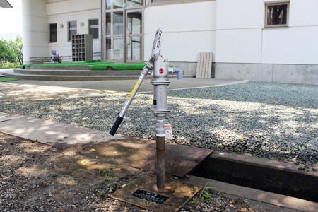 0008 南海トラフ地震に備えて、手押しポンプ井戸のメンテナンス