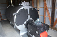 熱交換器(温水暖房機)