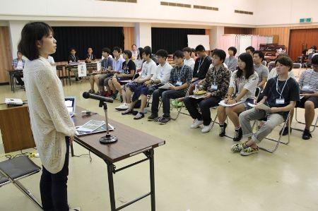 0048 学生キャンプ2015開催! vol.1