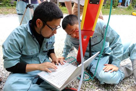 0069 地理空間情報課の3D計測