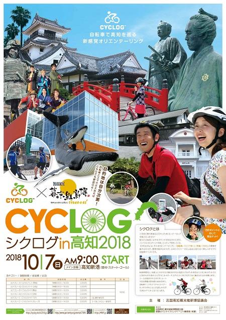 0082 CYCLOGin高知2018開催!!