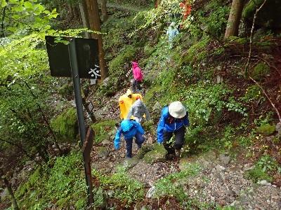 0109 自然環境調査課のインターンシップ体験レポート